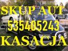 SKUP AUT LĘBORK 535405243 KASACJA AUT SŁUPSK USTKA ŁEBA