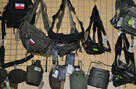 torby biodrowe rożne maskowania Sklep Ciechanów