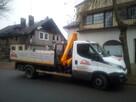Usługi transportu hds, podnoszenie ładunków do 9m - 2