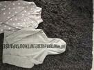 Bluzy polarowe dla dziewczynki dwie 40 zł razem