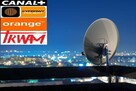 Kraków montaż anten ustawienie monitoring