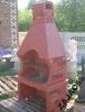 Kominek Ogrodowy Grill betonowy ozdoba ogrodowa Turobin
