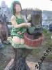 Kaskadka Dziewczynka z ptaszkami Turobin