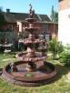 Fontanna ogrodowa 4-talerzowa Turobin