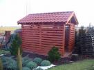 domki narzędziowe, ogrodowe, altany, drewutnie, wiaty - 5