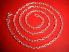 sprzedam srebrne łańcuszki - 1