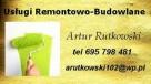 Usługi Remontowo - Budowlane. Artur Rutkowski Warszawa Warszawa