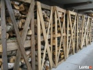 Drewno kominkowe konin dąb buk jesion brzoza Konin