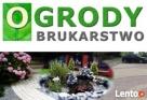 OGRODY BRUKARSTWO Zakładanie ogrodów Układanie kostki