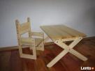 stolik i krzesełko rosnące z dzieckiem - 2