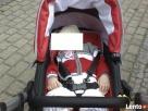 Wózek dziecięcy (3w1) - gondola, spacerówka, fotelik sam. - 2