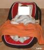Wózek dziecięcy (3w1) - gondola, spacerówka, fotelik sam. - 3
