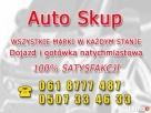 SKUP AUT POZNAŃ 507-33-46-33 WIELKOPOLSKA
