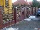 ogrodzenia kute balustrady kute balustrady nierdzewne bramy - 1