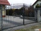 ogrodzenia kute balustrady kute balustrady nierdzewne bramy - 6
