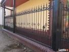 ogrodzenia kute balustrady kute balustrady nierdzewne bramy - 7