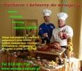 Kucharz wraz z obsługą kelnerską do wynajęcia na wesele Bojszowy