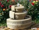 Duży wybór fontann ogrodowych z kamienia , piaskowca - 2