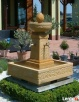 Duży wybór fontann ogrodowych z kamienia , piaskowca - 5