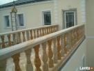 Balustrady z piaskowca z kwadratowymi tralkami - 4