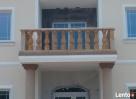 Balustrady z piaskowca z kwadratowymi tralkami - 6