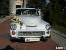 Auto do ślubu -zabytkowa warszawa lub syrena - 8