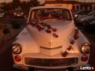 Auto do ślubu -zabytkowa warszawa lub syrena - 2