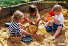 Piasek workowany po 25 kg do piaskownic
