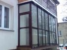 Zabudowa balkonu ramowa i bezramowa - 4