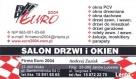 EURO2004 - SALON OKIEN I DRZWI - 2
