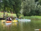 Spływy łodziami i spływy kajakowe na rzece Krutyni Sorkwity