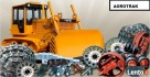 Parczew-STALINIEC T130,T170,DZ27S,DT75,MTZ,LTZ55,T150K Parczew