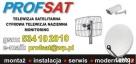 Montaż serwis anten satelitarnych NC+ Polsat KAMPINOS Kampinos