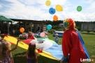 Dzień Dziecka, wesołe imprezy dla dzieci, żywe maskotki