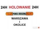 Holowanie 24H Warszawa i Okolice 694-900-009 POMOC DROGOWA