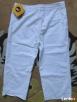 Spodnie nowe 3/4, letnie, rozmiar 36/S, przesyłka gratis - 3