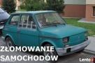 Złomowanie samochodów Poznań tel. 794-169-289 Poznań