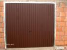 Brama Garażowa Drzwi Garazowe Skrzydłowe lub Uchylne Grabica