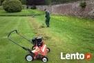 Wertykulacja , Kosznie trawnika - 2