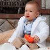 Ubranka do chrztu dla chłopca - 3