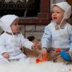 Ubranka do chrztu Biała Rawska