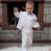 Ubranka do chrztu dla chłopca Warszawa