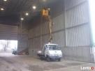 Usługi podnośnikami koszowym 12 m 18 m - 2