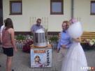Wata cukrowa, Popcorn, - Poznań i okolice-imprezy dla dzieci