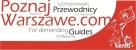 Przewodnik po Warszawie - tematyczne spacery dla grup