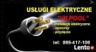 INSTALACJE ELEKTRYCZNE SOLINA USTRZYKI 25ZL/PUNKT 889417108 Solina
