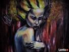 Obrazy malowane na zamówienie Milena Olesinska