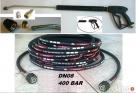 Wąż 400 BAR 20 m + pistolet + lanca+dysza do Karcher HD HDS Nidzica