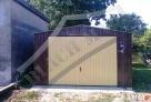 Garaż Garaże Blaszane 4x7 Kolor PRODUCENT - 2
