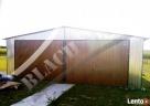 Garaż Garaże Blaszane 4x7 Kolor PRODUCENT - 6